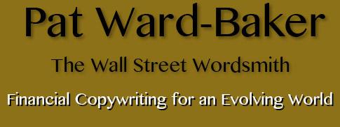 Pat Ward-Baker Masthead